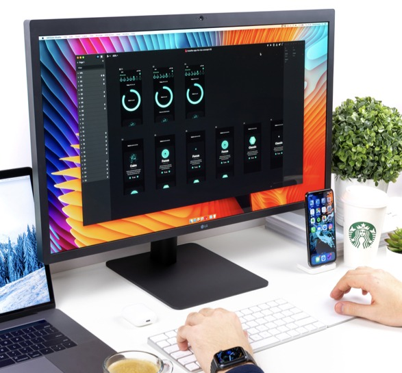 UI- ja UX-suunnittelu