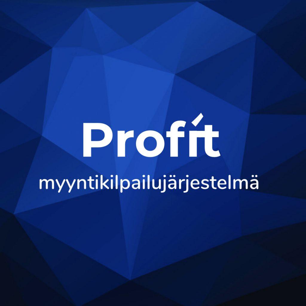 Profit-myyntikilpailut