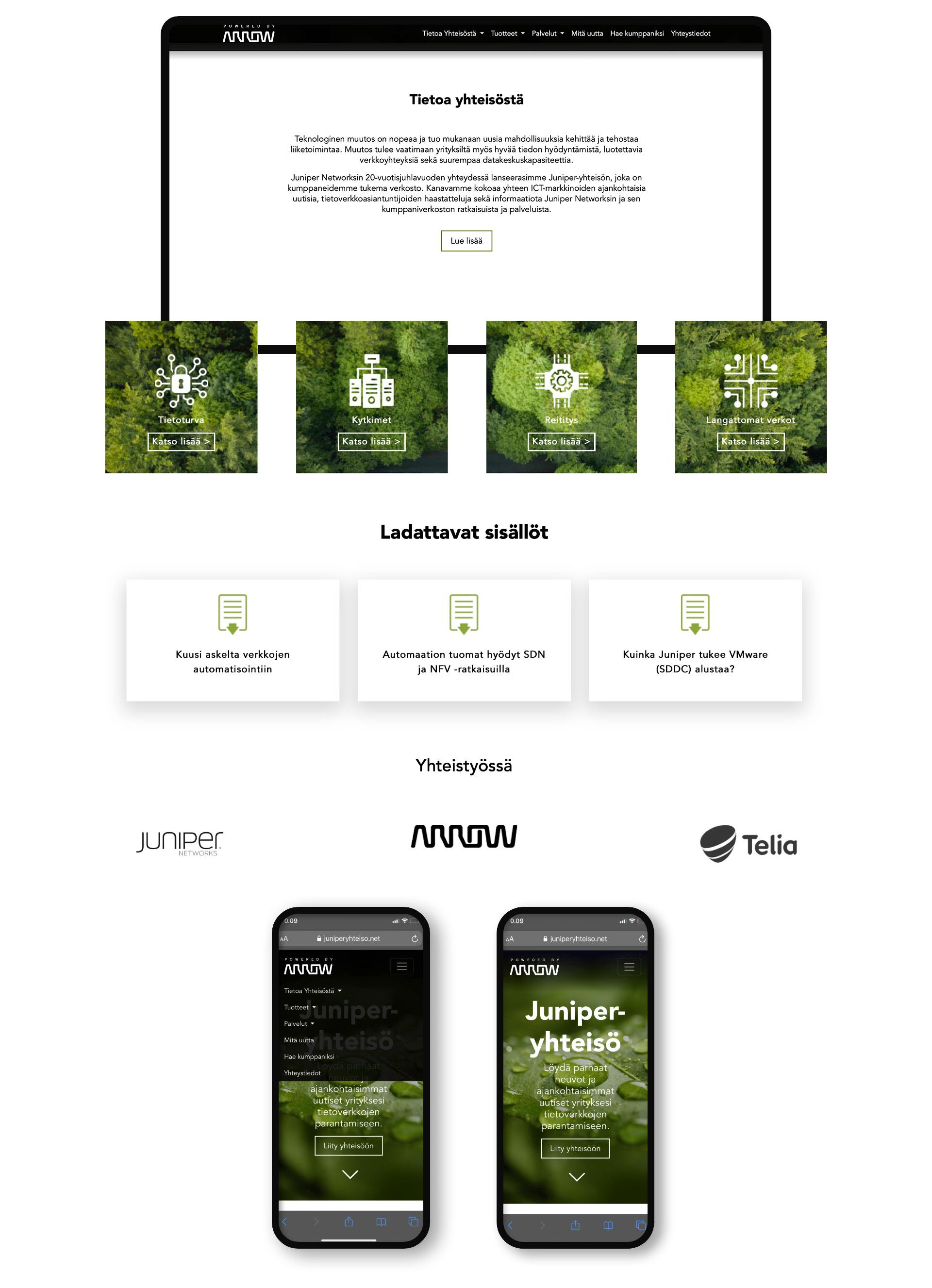 Juniper-yhteisö