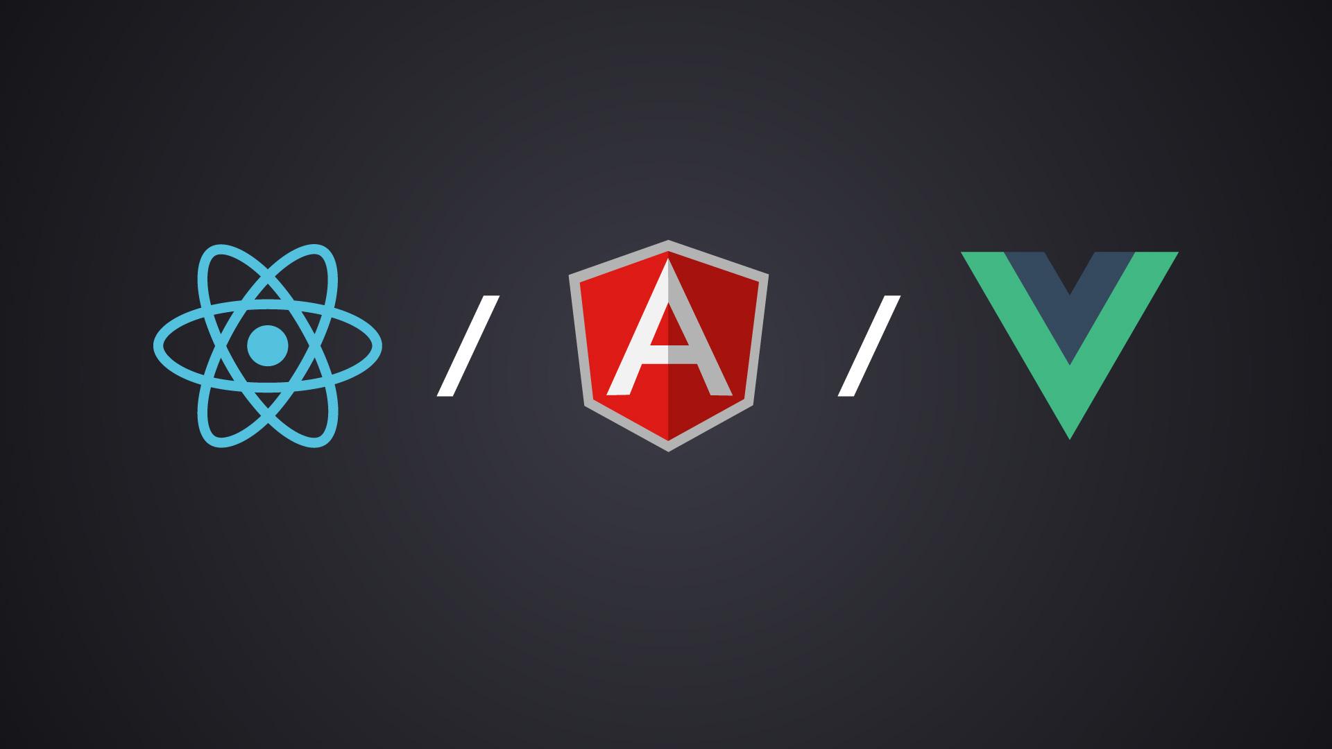 React vs Angular vs Vue: Mikä JavaScript-kirjasto valita vuonna 2020?