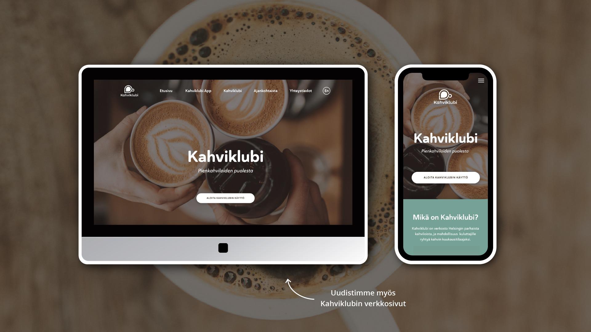 kahviklubi-verkkosivu